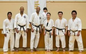 Sunday kata practice