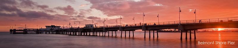 Belmont Shore Pier
