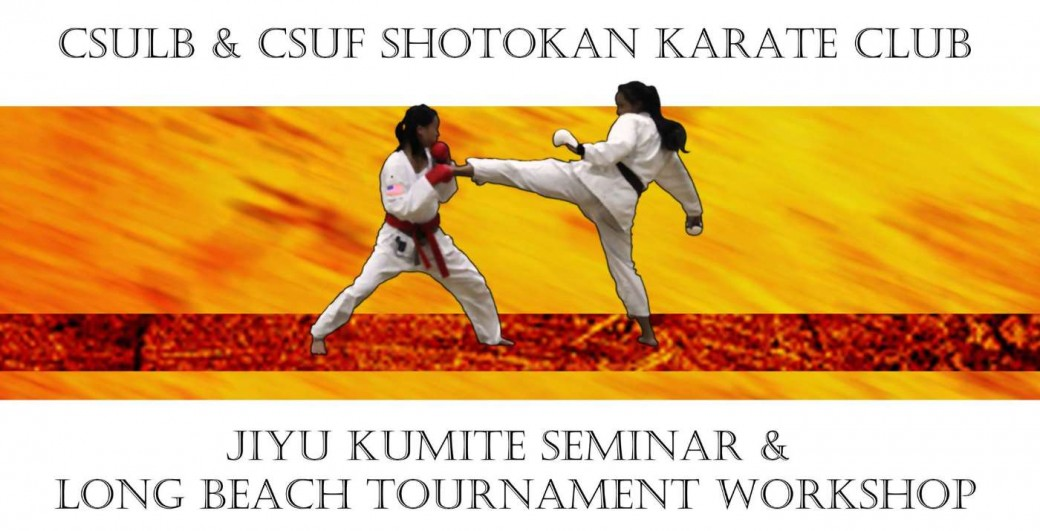 Jiyu Kumite Seminar & Long Beach Tournament Workshop