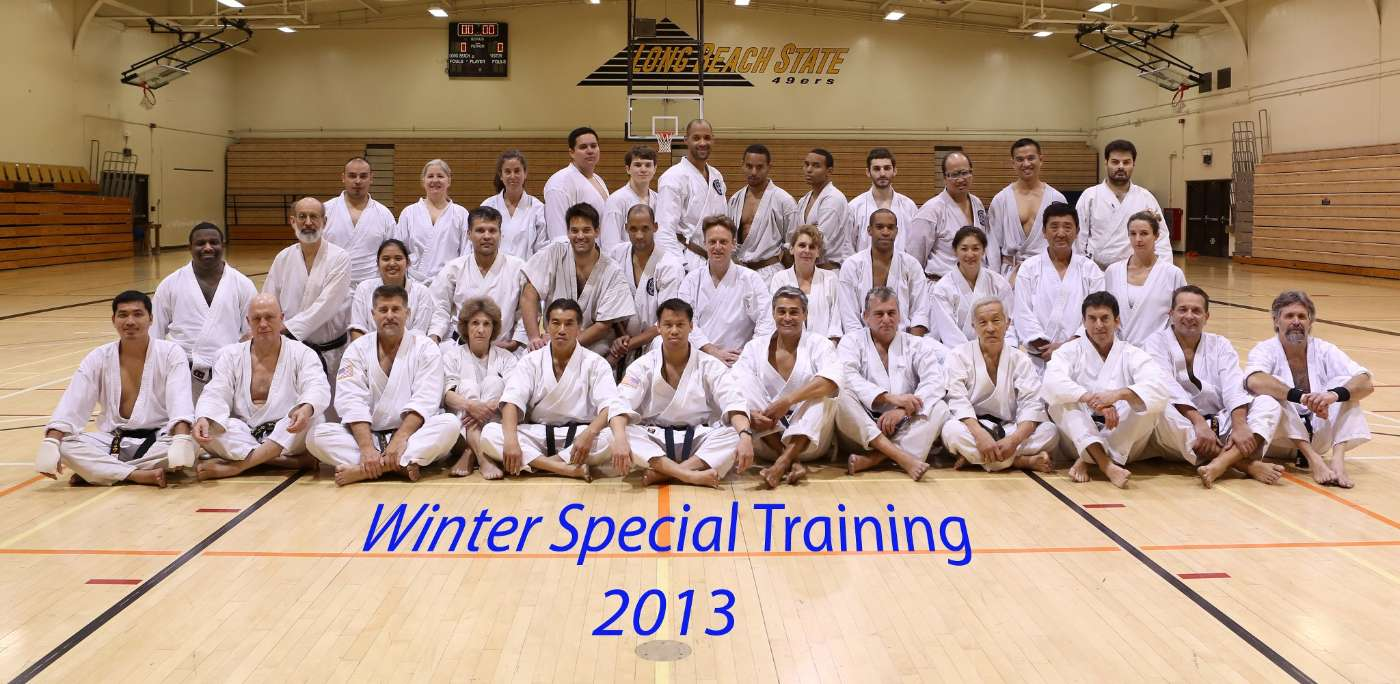 Winter Special Training 2013
