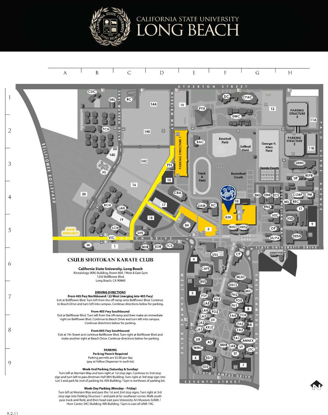 csulb campus map 2014 with Map Directions on Chapters in addition Csula C us Map besides Printable Temple C us Map further Csulb Parking Map in addition Nyc Bike Map Bike Lane Map Also Ocean Parkway Bike Path Map Bicycle Lane Map Nyc Bike Map App.